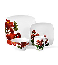 Gourmet Basics by Mikasa® Geranium 16-pc. Dinnerware Set