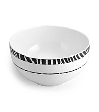 Mikasa® Wild Zebra Vegetable Bowl