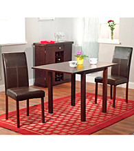 TMS 3-pc. Bettega Drop Leaf Dining Set