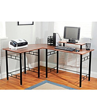 TMS Wrap Computer Desk