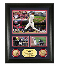 Joe Mauer Gold Coin