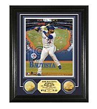 Jose Bautista Gold Coin Photo Mint by Highland Mint