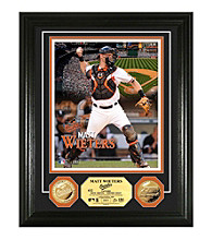 Matt Wieters Gold Coin Photo Mint by Highland Mint