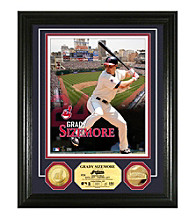 Grady Sizemore Gold Coin Photo Mint by Highland Mint