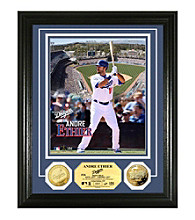 Andre Ethier Gold Coin Photo Mint by Highland Mint