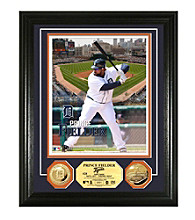 Prince Fielder Gold Coin Photo Mint by Highland Mint