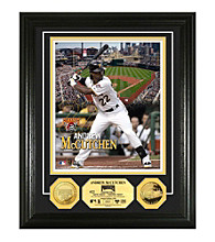 Andrew McCutchen Gold Coin Photo Mint by Highland Mint