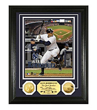 Alex Rodriguez Gold Coin Photo Mint by Highland Mint