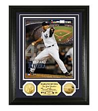 Mariano Rivera Gold Coin Photo Mint by Highland Mint