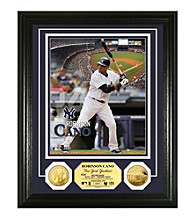 Robinson Cano Gold Coin Photo Mint by Highland Mint
