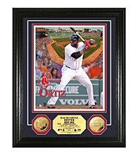 David Ortiz Gold Coin Photo Mint by Highland Mint