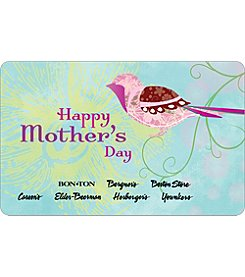 Gift Card - Mother's Day Bird