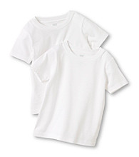 Carter's® Boys' 2-5 White 2-pk. Short Sleeve Tees