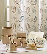 Croscill® Relaxed Stripe & Arbor Leaves Bath Collections