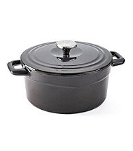 Guy Fieri 3.5-qt. Porcelain Cast-Iron Dutch Oven