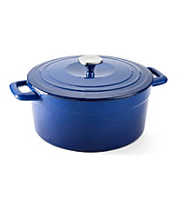 Guy Fieri 5.5-qt. Porcelain Cast-Iron Dutch Oven