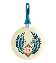 Guy Fieri Nonstick Fry Pan with Wing Design