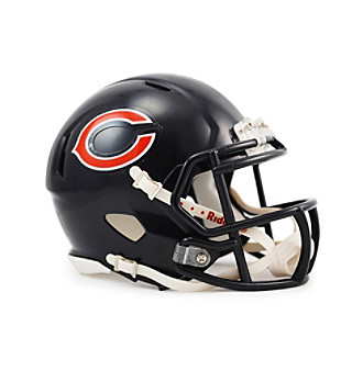Riddell® NFL® Chicago Bears Mini Helmet