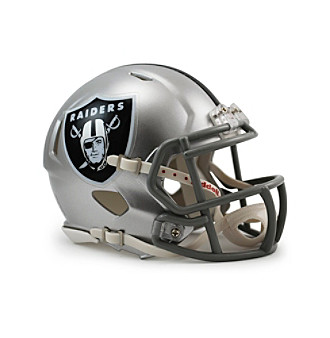 Riddell® NFL® Oakland Raiders Mini Helmet