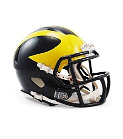 Riddell® NCAA® Michigan Wolverines Mini Football Helmet