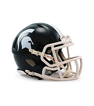 Riddell® NCAA® Michigan State Mini Helmet