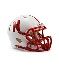 Riddell® NCAA® Nebraska Mini Helmet