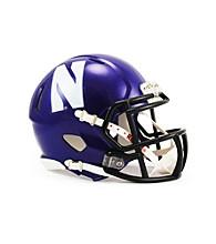 Riddell® NCAA® Northwestern Mini Helmet