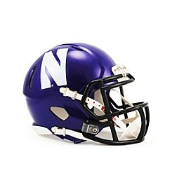 Riddell® NCAA® Northwestern Wildcats Mini Football Helmet