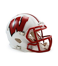 Riddell® NCAA® Wisconsin Mini Helmet