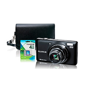 Fujifilm® FinePix T400 16MP Digital Camera with Accessories