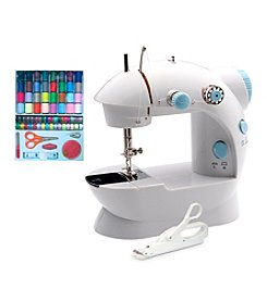 Michley Lil' Sew & Sew 3-pc. Mini-Sewing Machine Value Bundle