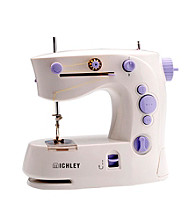Michley Lil' Sew & Sew 4-Stitch Function Portable Sewing Machine
