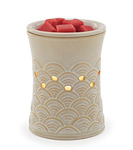 Candle Warmers Etc. Sunset Ceramic Illumination Warmer