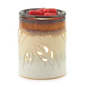 Candle Warmers Etc. Botanical Ceramic Illumination Warmer