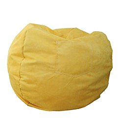 Fun Furnishings Micro Suede Bean Bag Chair