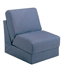 Fun Furnishings Denim Teen Chair Sleeper