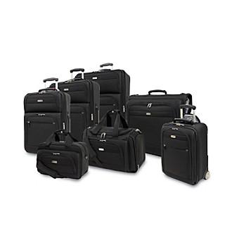 Ricardo Beverly Hills Huntington 3.0 Black Luggage Collection