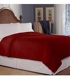 Soft Heat Plush Triple Ribbed Electric Blanket