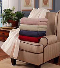 Soft Heat Triple Plush Electric Throw