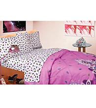 Agra Paisley Purple Comforter Set by Rampage®
