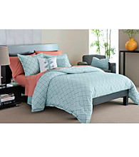Basketweave Bedding Collection by Izod®