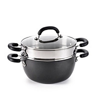 Circulon® II 4.5-qt. Casserole with Steamer Insert