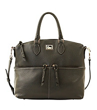 Dooney & Bourke® Two Pocket Satchel - Black