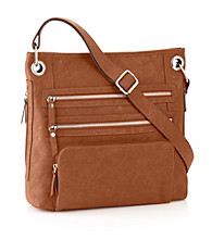 GAL Leather Crossbody