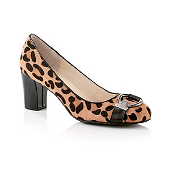 "AK Anne Klein® ""Fielding"" Dress Pump with Buckle"