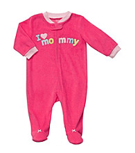 Carter's® Baby Girls' Pink Terry