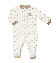 Carter's® Baby Boys' Ivory Terry Football Sleep and Play