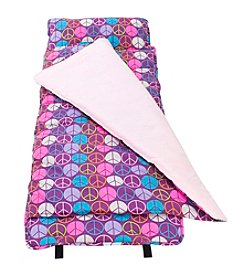 Wildkin Purple Peace Sign Nap Mat