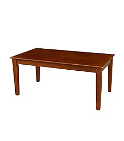 International Concepts Cottage Oak Coffee Table