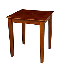 International Concepts Cottage Oak End Table